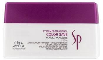 Wella SP Color Save Maska Do Włosów Farbowanych 200 ml